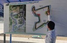 Punya Konsep Street Circuit, Ternyata Cuma Bagian Ini Yang Bisa Jadi Jalan Raya di Sirkuit Mandalika