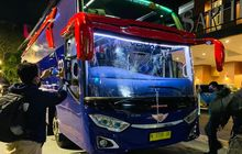 Lagi Enak Istirahat, Bus Arema FC Diserang Gerombolan Tak Dikenal, Begini Kronologinya
