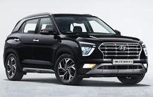HR-V yuk Siap-siap, Kencang Rumor Hyundai Creta Rilis di Indonesia Bentar Lagi