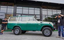 Video Restorasi Toyota Land Cruiser FJ55, Sejarah Sang Pionir SUV