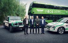 Ineos Investasikan 2 Miliar Euro Untuk Kampanye Bahan Bakar Hidrogen