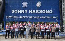 Lapangan Pusdiklantas Sirkuit ISDC Serpong Diberi Nama Sonny Harsono, Perhormatan Buat Polisi Lalu Lintas