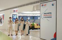 TAF Resmikan Layanan Terpusat Jakarta Service Lounge (JSL), Buka Setiap Hari Sampai Jam 8 Malam