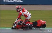 Hasil FP2 Moto3 Emilia Romagna 2021 - Mario Aji Crash, Pedro Acosta Tunjukkan Taji