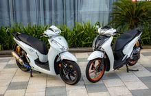 Honda SH150i Makin Elegan, Dapat Ubahan Istimewa, Kaki-kaki Impresif