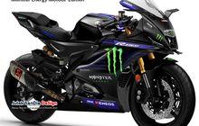Yamaha R15 V4 Pakai Pelek R6, Bodi MotoGP, Makin Mirip Moge!