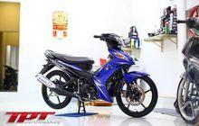 Tampil Menawan, Yamaha Jupiter MX 135 Ini Sebenarnya Cuma Dapat Ubahan Ringan