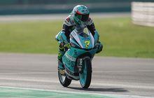 Update Klasemen Sementara Moto3 2021 - Peluang Dennis Foggia Juara Musim 2021 Semakin Besar, Pedro Acosta Harus Bersabar