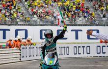 Hasil Race Moto3 Emilia Romagna 2021 - Dennis Foggia Juara, Pedro Acosta Gagal Kukuhkan Gelar, Andi Gilang Tetap Kantongi Poin