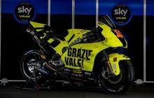 Kasih Kejutan Buat Valentino Rossi, Begini Livery Spesial Tim VR46 di Balapan MotoGP Emilia Romagna 2021
