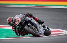 Fabio Quartararo Juara Dunia, Francesco Bagnaia Crash, Berikut Hasil Lengkap MotoGP Emilia Romagna 2021