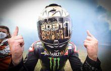 Kisah Sang Juara MotoGP 2021, Awalnya Fabio Quartararo Bukan Pilihan Pertama Yamaha