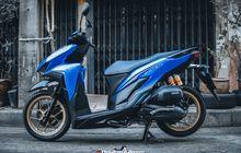Bermodalkan Part Premium, Honda Vario 150 Jadi Tampil Makin Keren dan Elegan