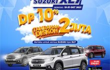 Sikaatt..! Suzuki XL7 Lagi Kena Promo Khusus Nih Hingga 31 Oktober 2021