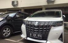 Enggak Pakai Lama, Cuma Hitungan Hari Toyota Alphard Rachel Vennya Jadi Putih