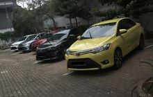 Takjub, 14 Unit Toyota Limo Ini Seperti Bukan Eks Taksi Modal Rp 15 Juta