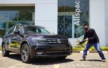 VW Tiguan Allspace Sport Edition, Lebih Mahal Rp 7 Juta Dari Santa Fe 2.5