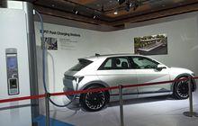 Tunggu Tanggal Mainnya, Hyundai IONIQ 5 Sudah Mejeng di Indonesia