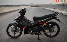 Sentuhan Ringan Begini Bikin Yamaha Jupiter MX 135 Jadi Lebih Stylish
