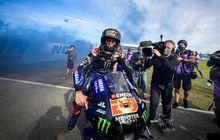 Bisa Kunci Gelar Juara Dunia MotoGP 2021, Bos Tim Yamaha Sebut Fabio Quartararo Bakal Jadi Rival Berat Marc Marquez