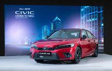 All New Honda Civic RS Resmi Meluncur di Indonesia, Apa Saja Ubahan dan Fitur-fiturnya?