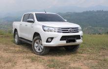 Mobil Bekas Double Cabin Mulai Rp 70 Juta, Ada Ranger dan Toyota Hilux