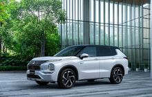 Ini Lima Fakta Mitsubishi Outlander PHEV yang Baru Saja Rilis Global