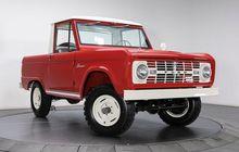 Video Restorasi Pikap 56 Tahun, Ford Bronco Jadi Kembali Prima