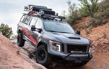 Modifikasi Nissan Titan XD PRO-4X Basecamp, Ganteng Banget Bro!