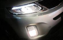 berbahaya, ini efek pakai watt lampu mobil terlalu besar dari standar