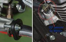 belum banyak yang tahu pentingnya o2 sensor untuk motor injeksi