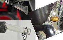 Ingat! Slang Transparan di CVT Motor Matic Wajib Dibuka Saat Begini