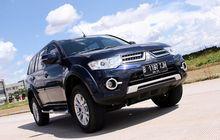 Harga Mobil Bekas Mitsubishi Pajero Sport 2014, GLX 4X4 Cuma Segini