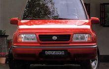 Bikin Waswas, Mesin G16A Suzuki Vitara, Escudo dan Sidekick Punya Penyakit Mematikan
