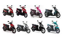 Arti Nama Yamaha Mio Yang Melegenda, Disukai Wanita Dipakai Pria, Sampai Punya 9 Generasi