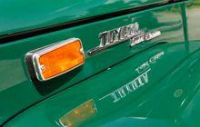 Daftar Lengkap Kode Warna Orisinal Toyota Land Cruiser FJ40, Udah Pada Tahu Belum?