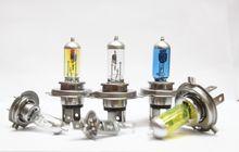 apa benar pakai lampu mobil watt lebih kecil jadi bikin cepat putus?