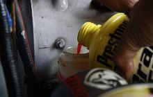 Cek Kondisi Minyak Rem Mobil, Ini Kondisi Yang Wajib Diganti