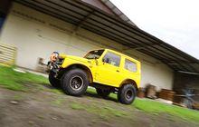 Karena Bentuk Atapnya, Suzuki Jimny SJ410 Punya Beberapa Julukan, Sudah Tahu Belum Apa Saja?