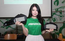 Filter Udara Ferrox Yamaha NMAX Laris Manis, Performa Dapet Harga Menggiurkan