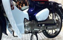 harga komponen fast moving honda super cub c125, mirip bebek umumnya?