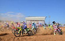 ini harapan eks-juara nasional agi agassi supaya kejurnas motocross kembali hidup