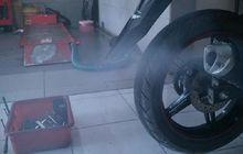 Penyebab Motor 4 Tak Ngebul Saat Digeber dan Muncul Bau Sangit
