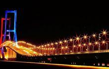 Baru Terlaksana Tahun 2003, Jembatan Suramadu Sudah Digagas Sejak Era Presiden Soekarno