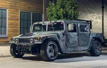 Hummer H1 Satu ini Sukses Tampil Beda dan Mencuri Perhatian