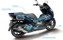 terjegal harga yang tinggi, fif group harap pabrikan beri subsidi untuk sepeda motor listrik