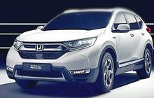 Honda CR-V Hybrid Siap Nampang di Ajang Paris Motor Show Tahun Ini