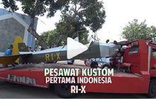 Gokil! Pesawat TNI AU Bermesin Harley Bakal Tampil di Kustomfest 2018