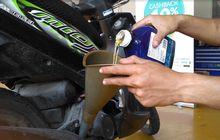 apa yang terjadi kalau oli palsu masuk dan digunakan di motor kalian?