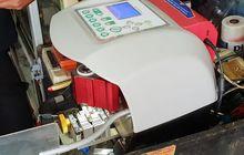 ini cara membuat kunci duplikat mobil dan motor mengunakan mesin cnc
